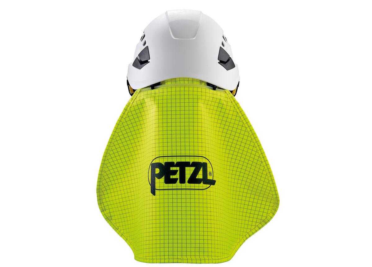 PETZL バーテックス、ストラト用ネックプロテクター