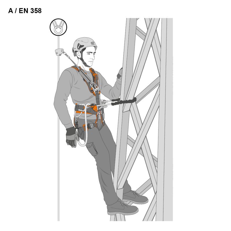 Climbing Technology  フィンチ+ コンビ
