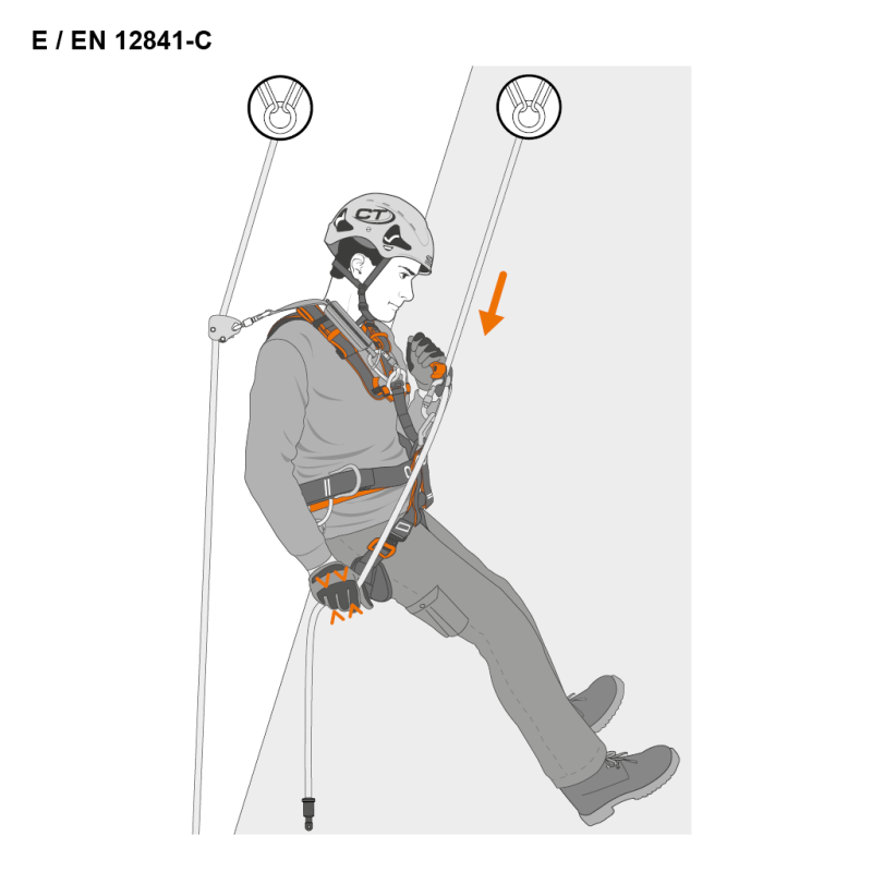 Climbing Technology  フィンチ+ スチール