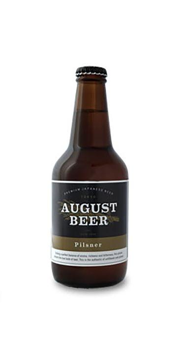 AUGUST BEER (アウグスビール) ピルスナー6本&IPA6本 12本セット