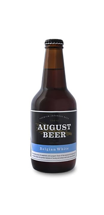 AUGUST BEER (アウグスビール) ホワイト6本&アンバービター6本 12本セット