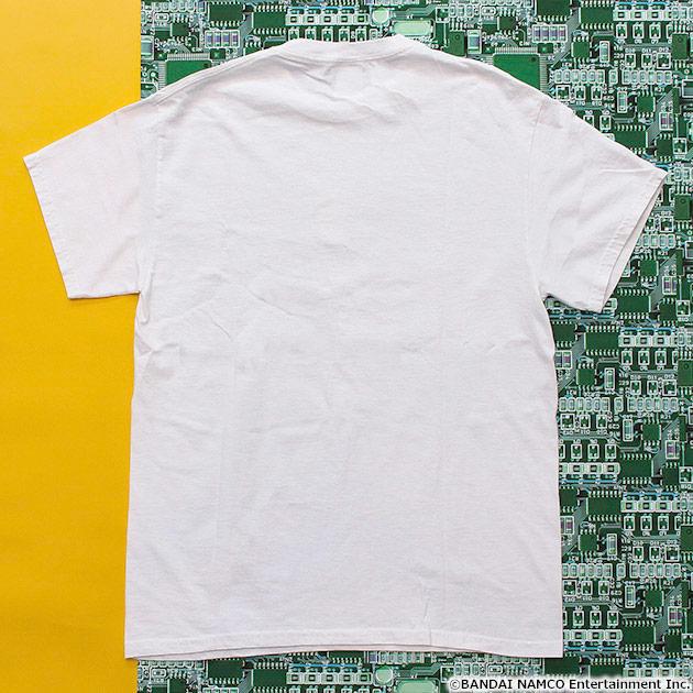 VIDEO GAME TOKYO パックマン GAMEOVER刺繍付きTシャツ