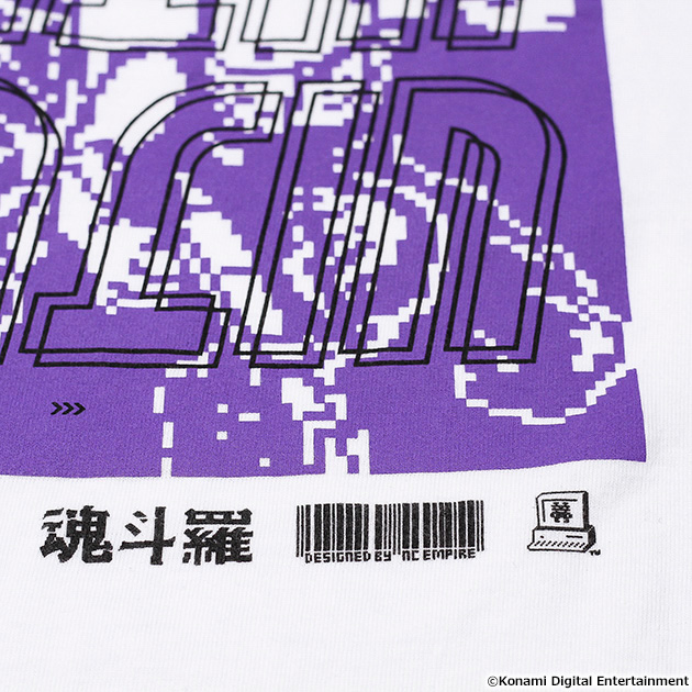 VIDEO GAME TOKYO 魂斗羅 Tシャツ