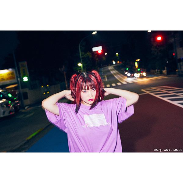 劇場版 魔法少女まどか☆マギカ MY VERY BEST FRIEND TEE