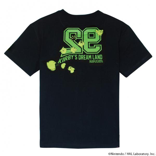 THE KING OF GAMES 星のカービィ ナンバリングTシャツ