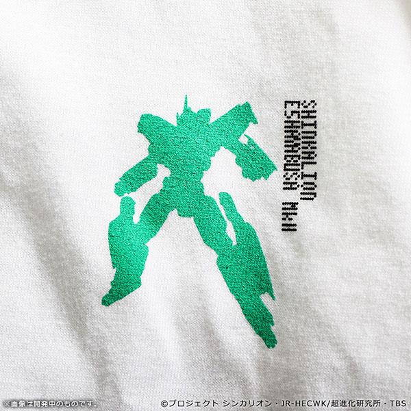 新幹線変形ロボ シンカリオン E5はやぶさ Mk� Tシャツ