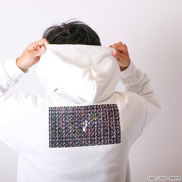 劇場版 魔法少女まどか☆マギカ Incubator Hoodie