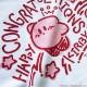 THE KING OF GAMES 星のカービィ CongratulationsTシャツ