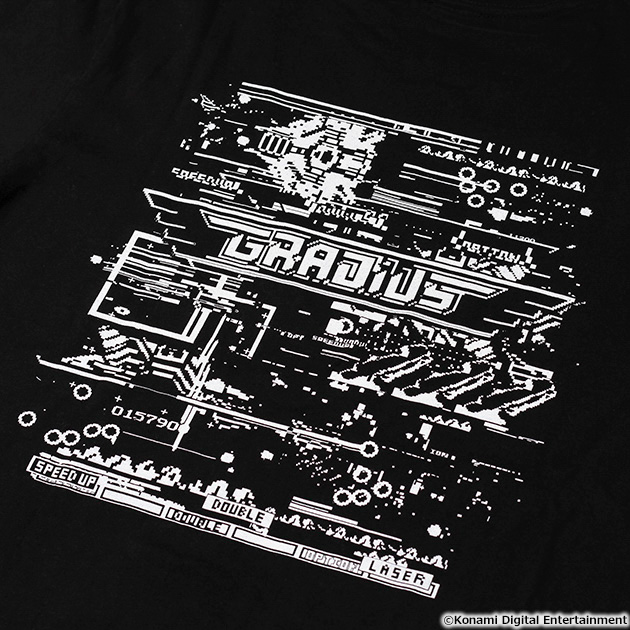 VIDEO GAME TOKYO グラディウス Tシャツ