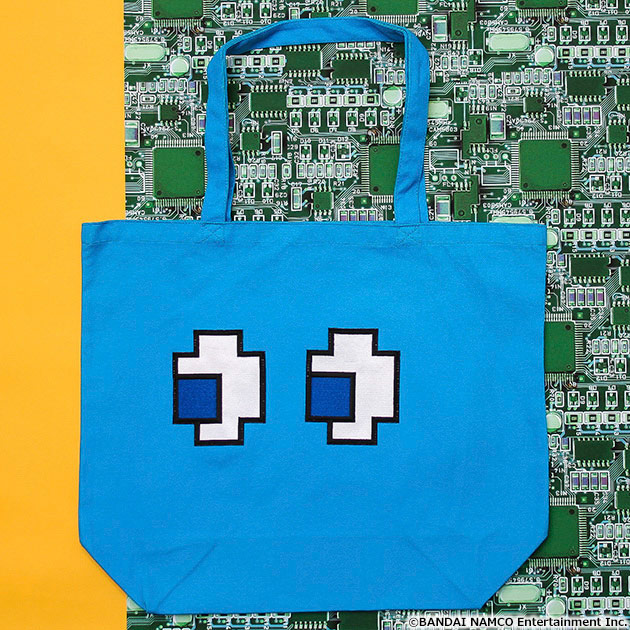 VIDEO GAME TOKYO パックマン 刺繍付きトートバッグ