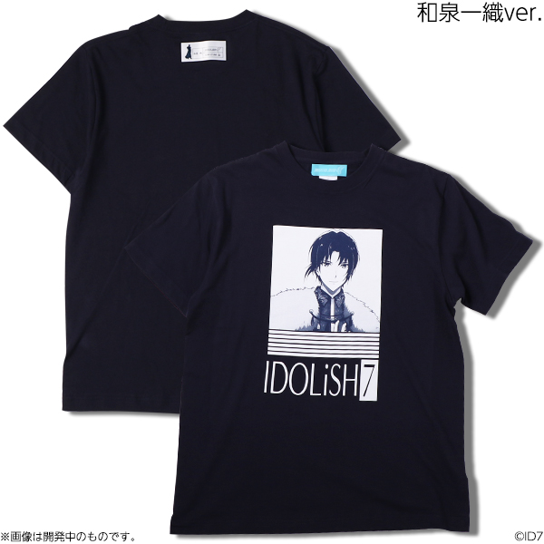アイドリッシュセブン ソロTシャツ2020 IDOLiSH7 ver.