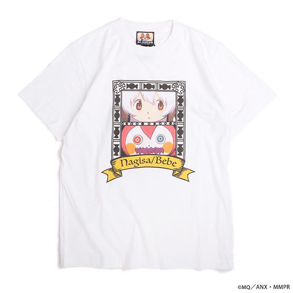劇場版 魔法少女まどか☆マギカ 百江なぎさ Tシャツ