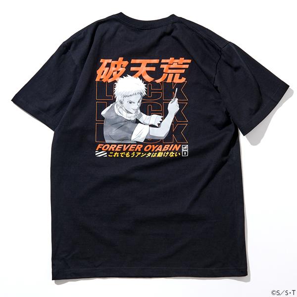 ボボボーボ・ボーボボ 破天荒Tシャツ
