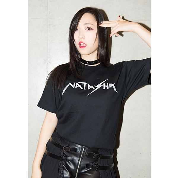 NATASHA オリジナルTシャツby VANQUISH(ロゴver.)