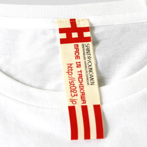 聖☆おにいさん ブッダ特製Tシャツ「歯×40」