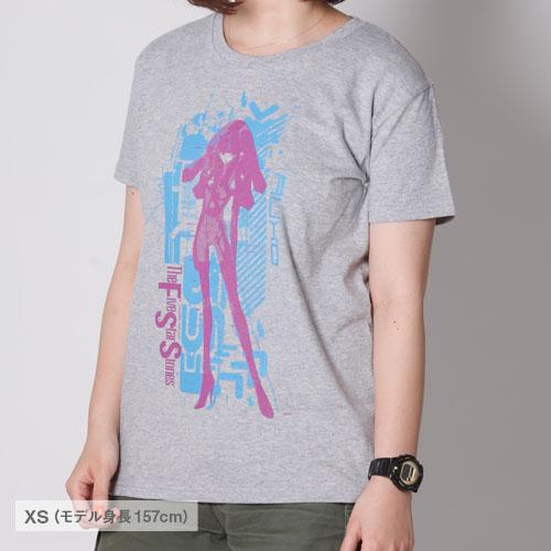 B.ファイブスター物語 ファティマ グラフィックTシャツ(アウクソー)