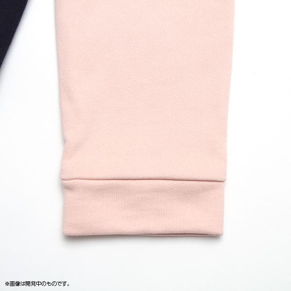 harapeco商店×ZOZOTOWN×ナタリーストア バイカラーフーディー