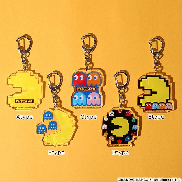 VIDEO GAME TOKYO パックマン アクリルキーホルダー