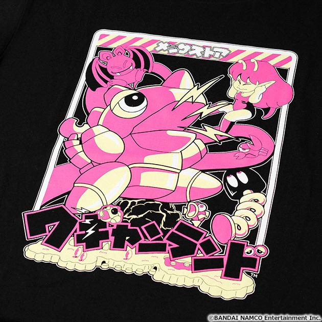 VIDEO GAME TOKYO ワギャンランド プリント Tシャツ designA