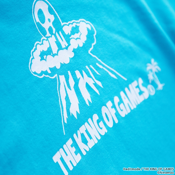 THE KING OF GAMES ゼルダの伝説 夢をみる島 LEFT HANDED HERO2 スウェット