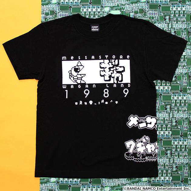 VIDEO GAME TOKYO ワギャンランド プリント Tシャツ designC
