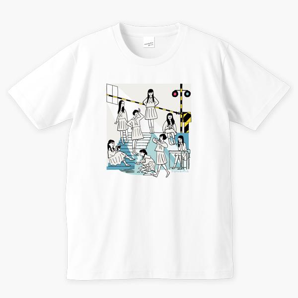 アイドルネッサンス×西村ツチカ Tシャツ