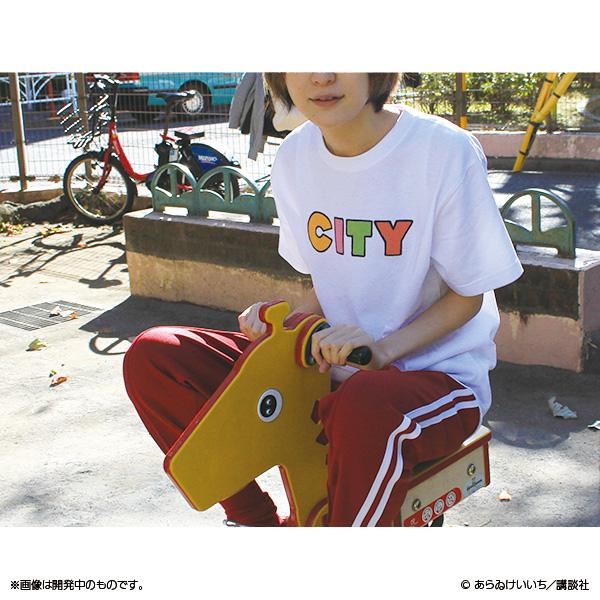 CITY ロゴTシャツ