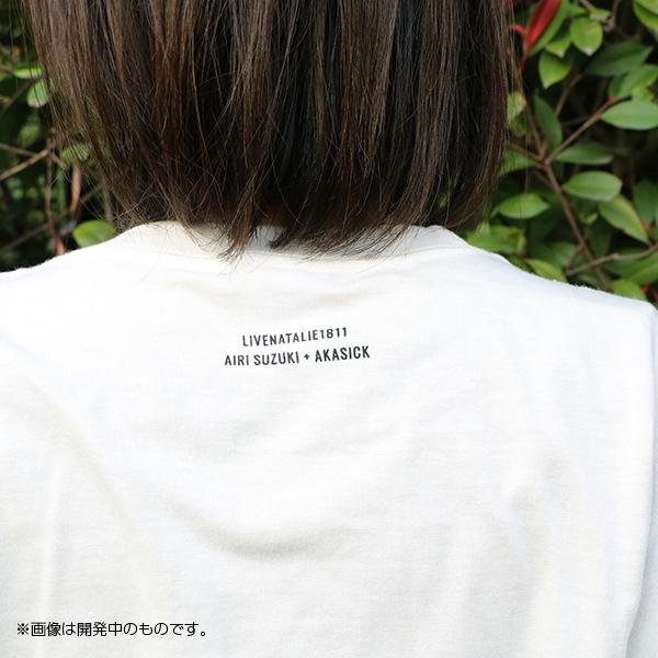 ライブナタリー201811 Tシャツ