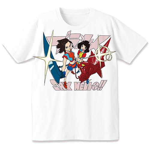 プラニメ すしお先生描き下ろしTシャツ