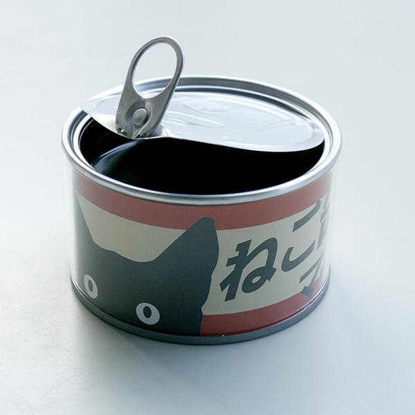 映画「世界の終わりのいずこねこ」みんなが食べてるねこ缶マイルド(時計)