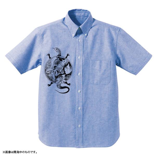 高橋葉介「偽悪天使」オックスフォードシャツ