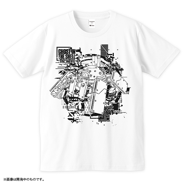 攻殻機動隊 新劇場版 ロジコマTシャツ