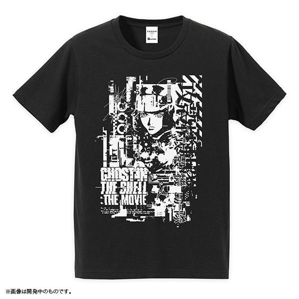攻殻機動隊 新劇場版 素子Tシャツ