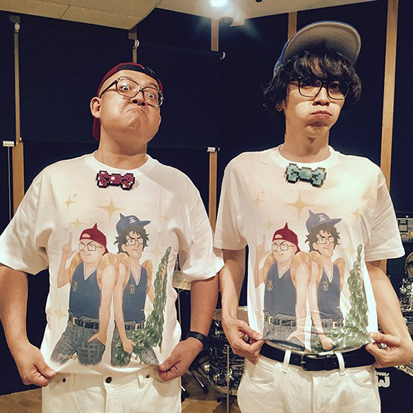 ONIGAWARA×うすた京介 Tシャツ