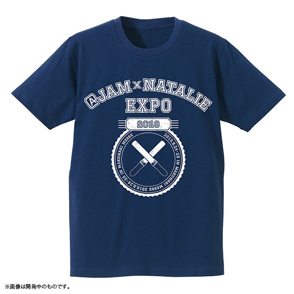 @JAM×ナタリーEXPO 2016 Tシャツ