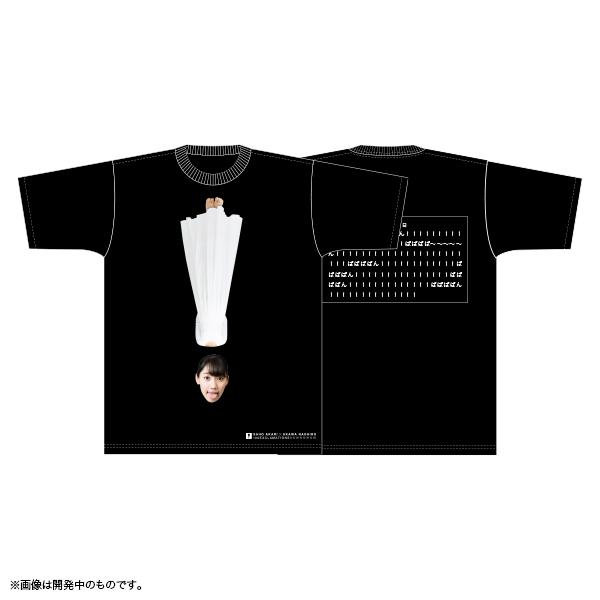 佐保明梨×宇川直宏 100EXCLAMATIONS!Tシャツ NO.002