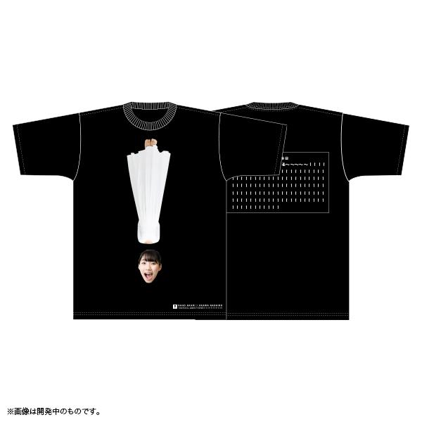 佐保明梨×宇川直宏 100EXCLAMATIONS!Tシャツ NO.022(限定1着)