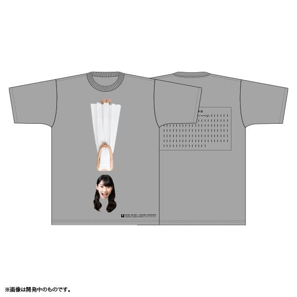 佐保明梨×宇川直宏 100EXCLAMATIONS!Tシャツ NO.024(限定1着)