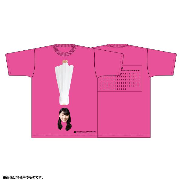 佐保明梨×宇川直宏 100EXCLAMATIONS!Tシャツ NO.038(限定1着)