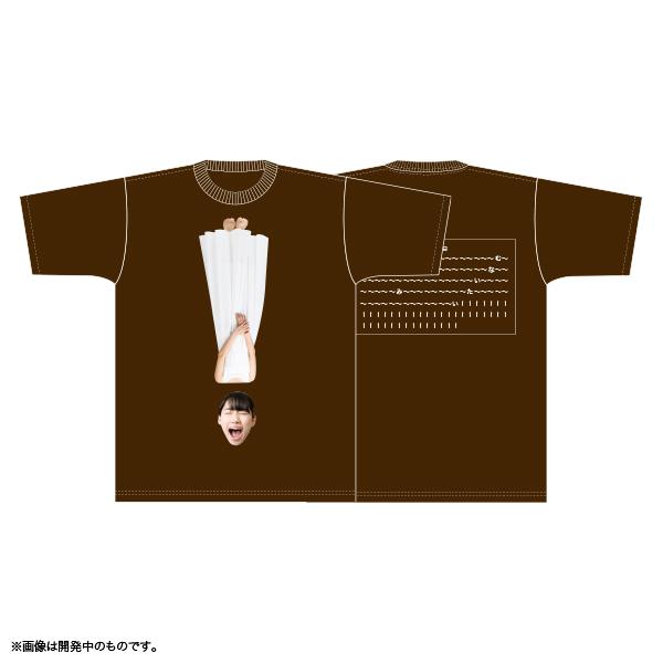 佐保明梨×宇川直宏 100EXCLAMATIONS!Tシャツ NO.050(限定1着)