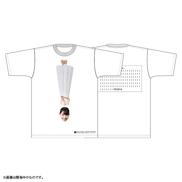 佐保明梨×宇川直宏 100EXCLAMATIONS!Tシャツ NO.051(限定1着)