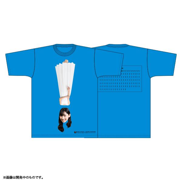 佐保明梨×宇川直宏 100EXCLAMATIONS!Tシャツ NO.066(限定1着)
