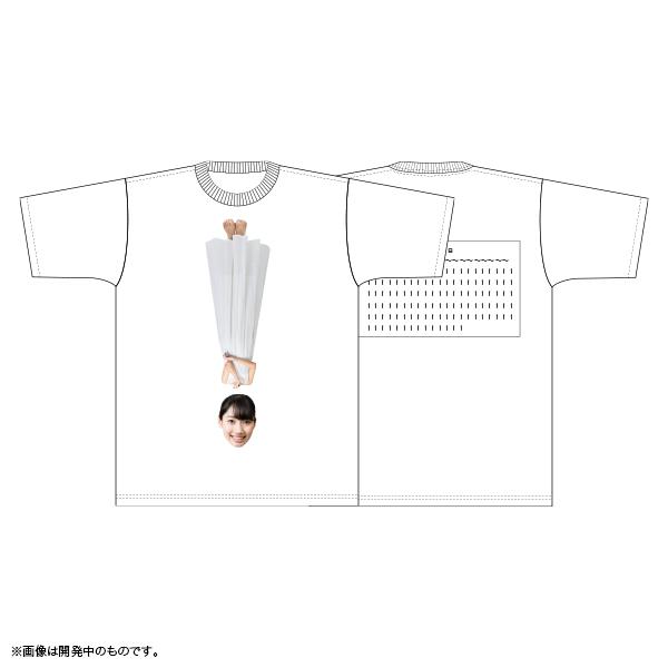 佐保明梨×宇川直宏 100EXCLAMATIONS!Tシャツ NO.071(限定1着)