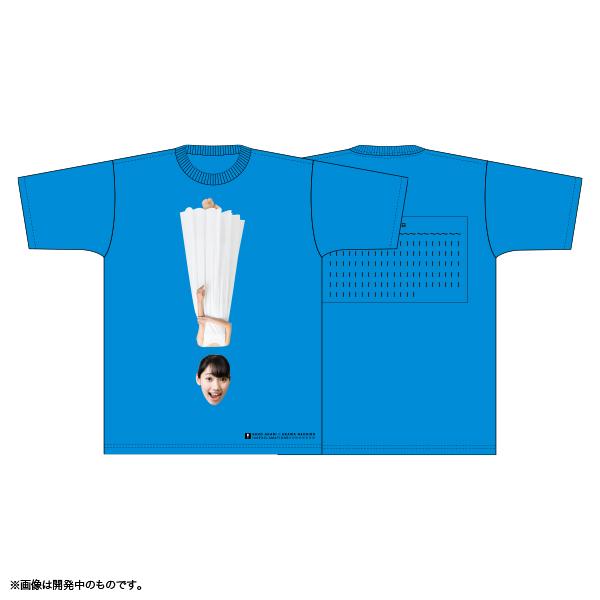 佐保明梨×宇川直宏 100EXCLAMATIONS!Tシャツ NO.076(限定1着)