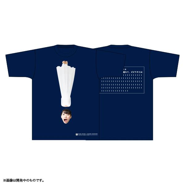 佐保明梨×宇川直宏 100EXCLAMATIONS!Tシャツ NO.089(限定1着)