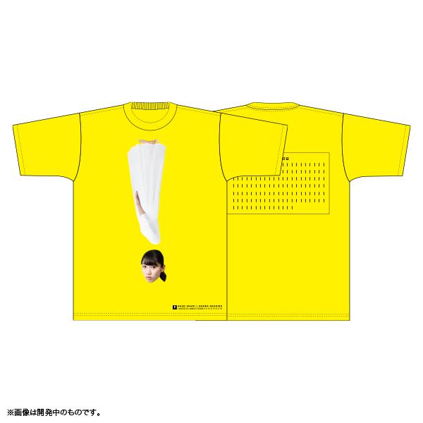 佐保明梨×宇川直宏 100EXCLAMATIONS!Tシャツ NO.093(限定1着)