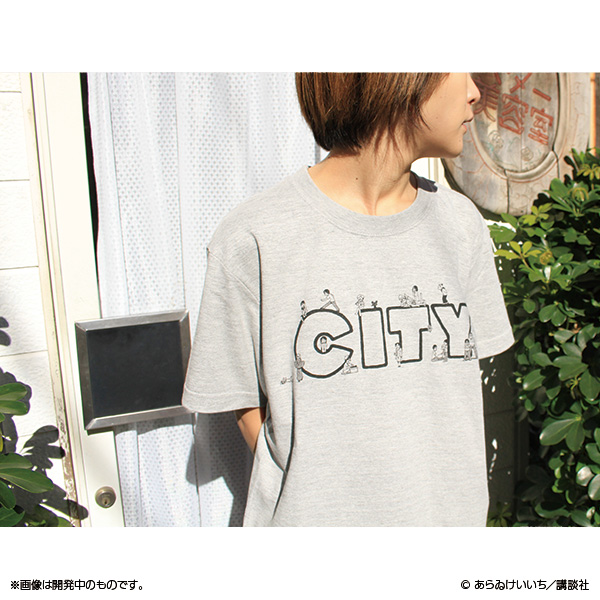 CITY CITYの住人Tシャツ