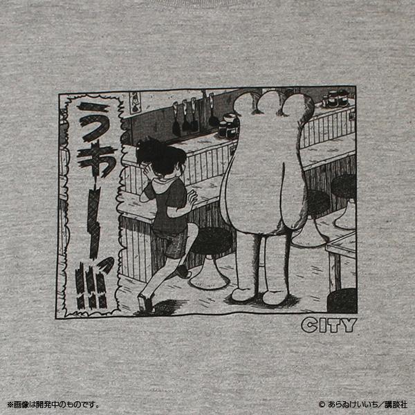 CITY コマTシャツ