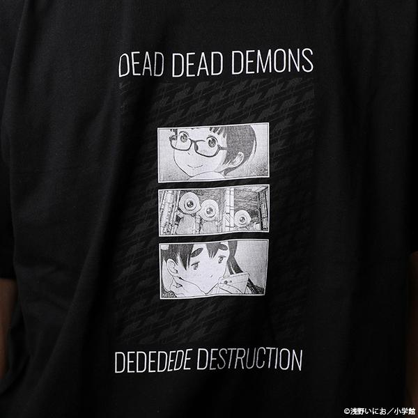 着るスピリッツ デッドデッドデーモンズデデデデデストラクション Tシャツ