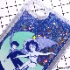 うる星やつら グリッターiPhoneケース